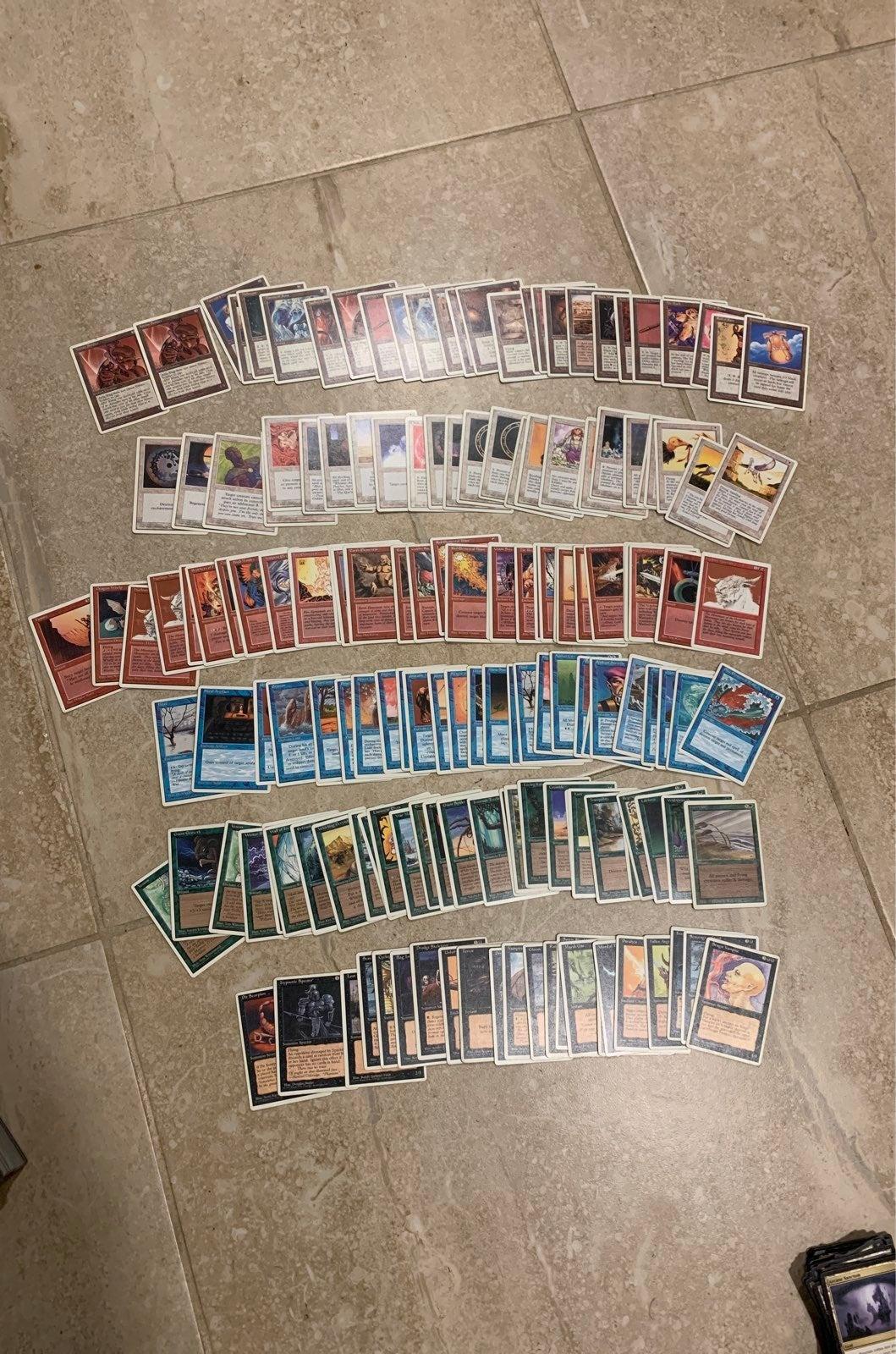 Magic: The Gathering - Chronicles set
