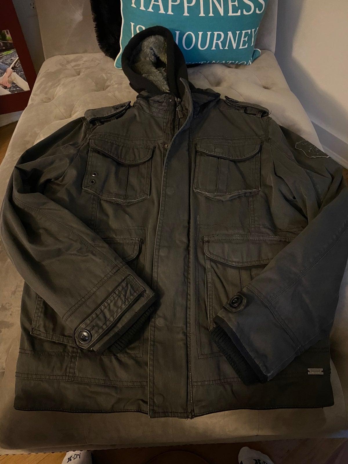 Buckle Jacket