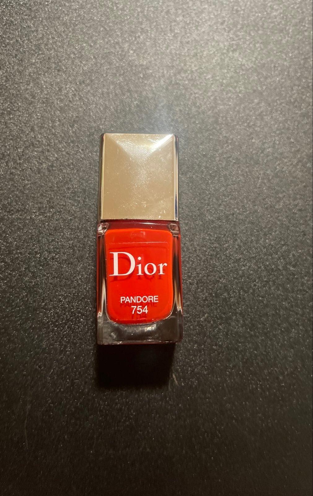 Dior Nail Polish #754 Pandore
