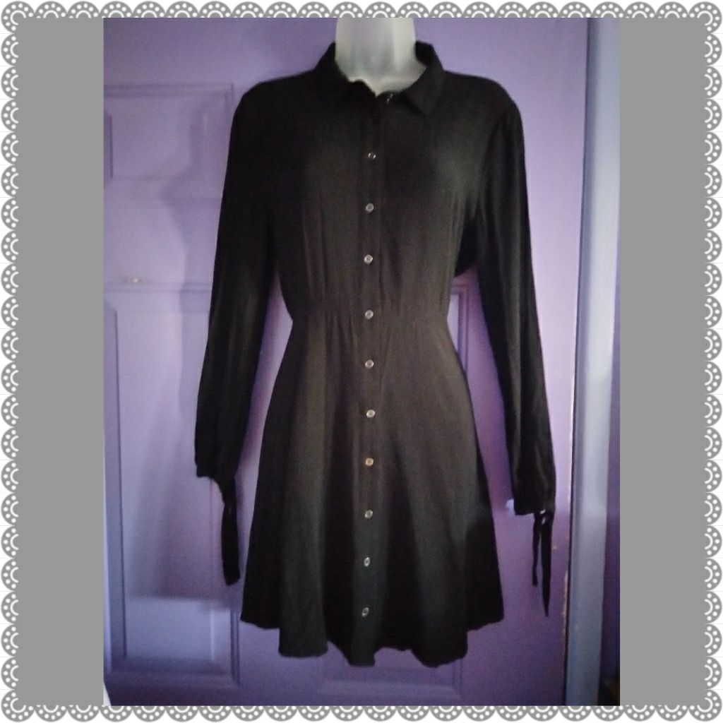 NWOT COTTON ON  L/S DRESS-SIZE MED