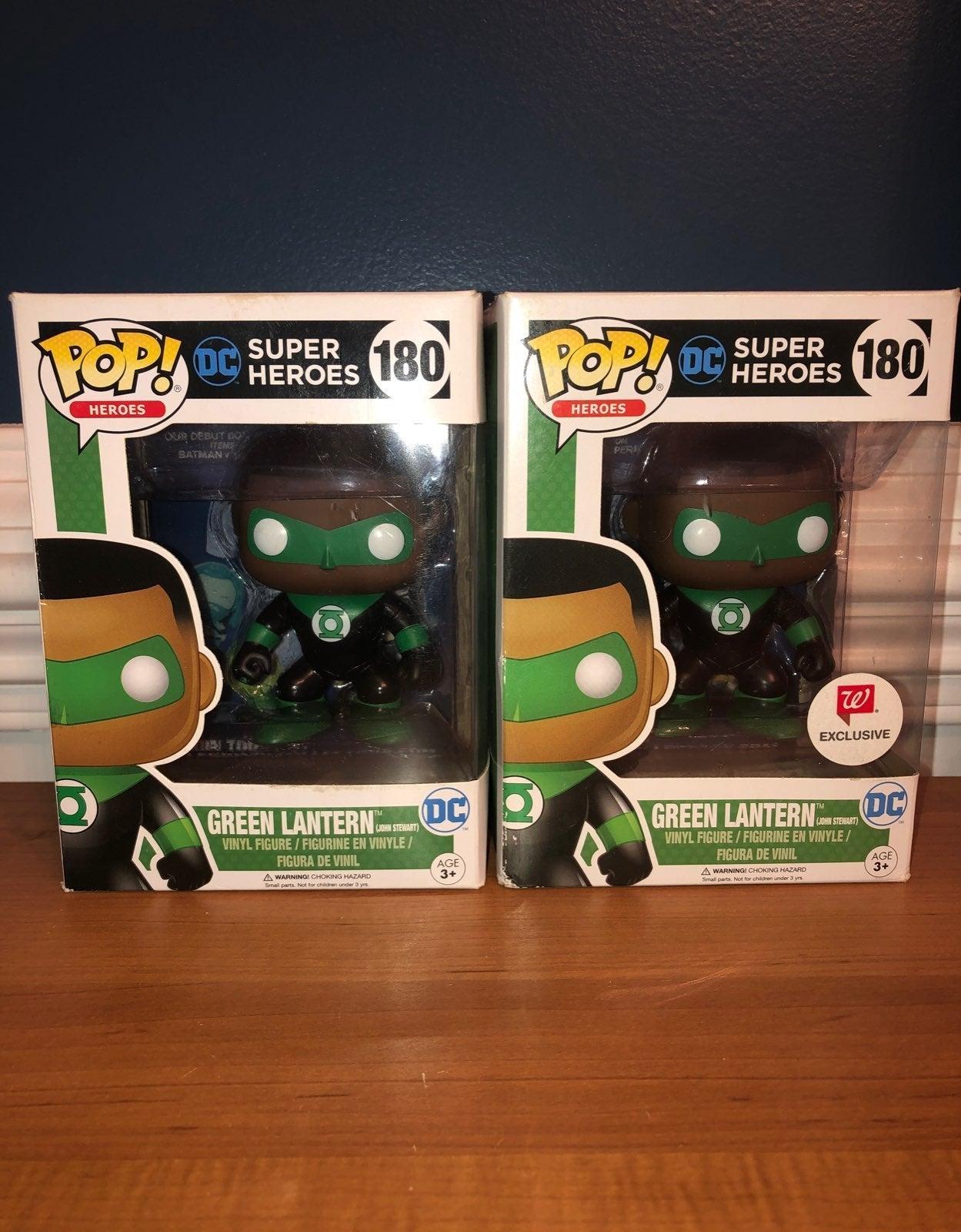 Funko Pop! Green Lantern (John Stewart)