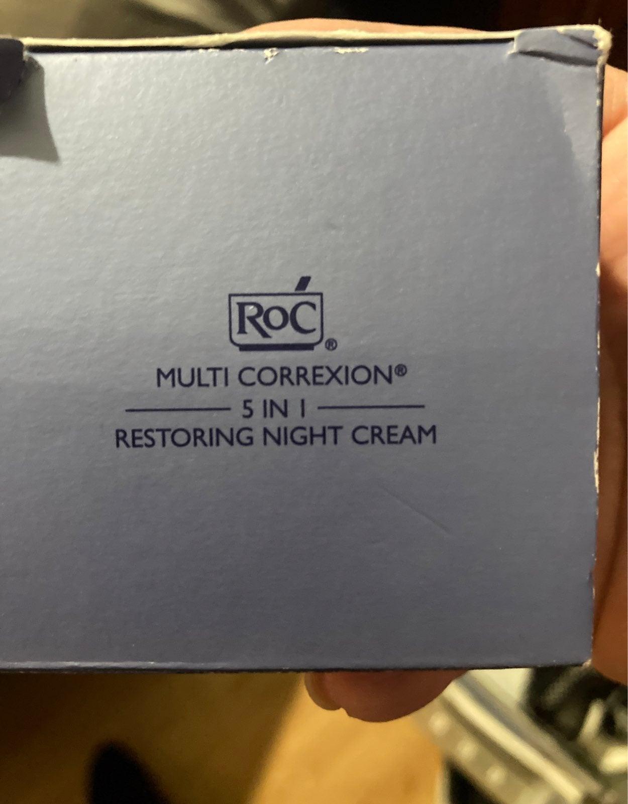 ROC Multi Correxion 5in1 Restoring cream