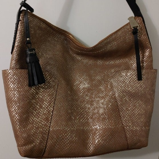 Cole Haan Parker Exotic Handbag