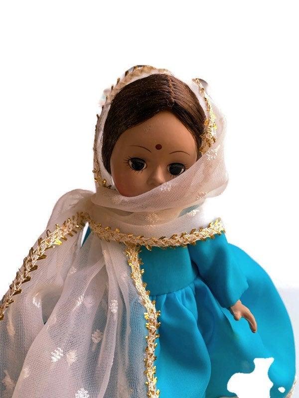 Madame Alexander India doll