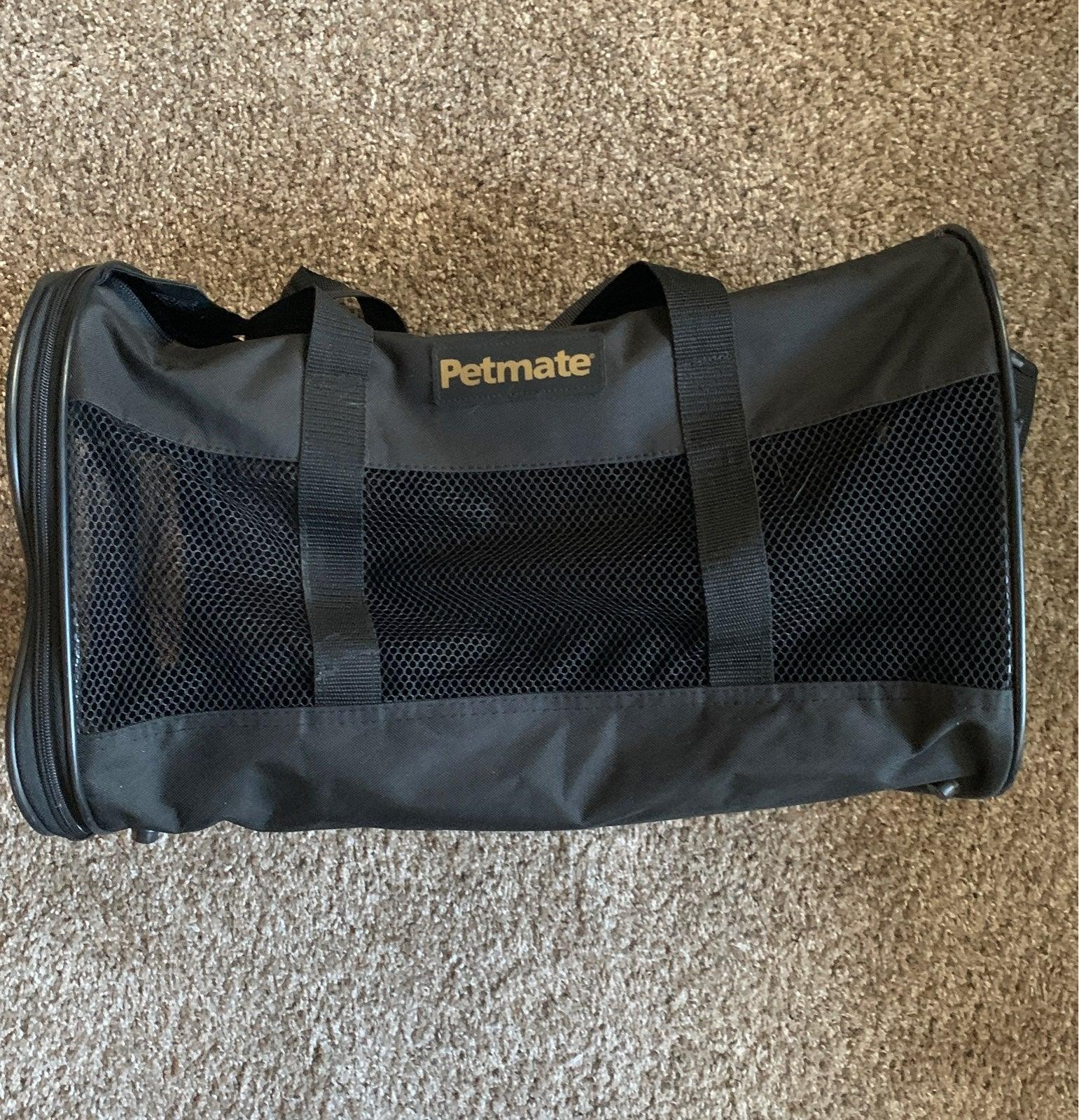 Petmate small pet carrier bag