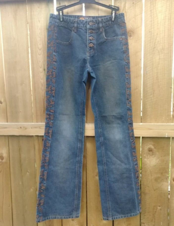 Route 66 low rise jeans (4)