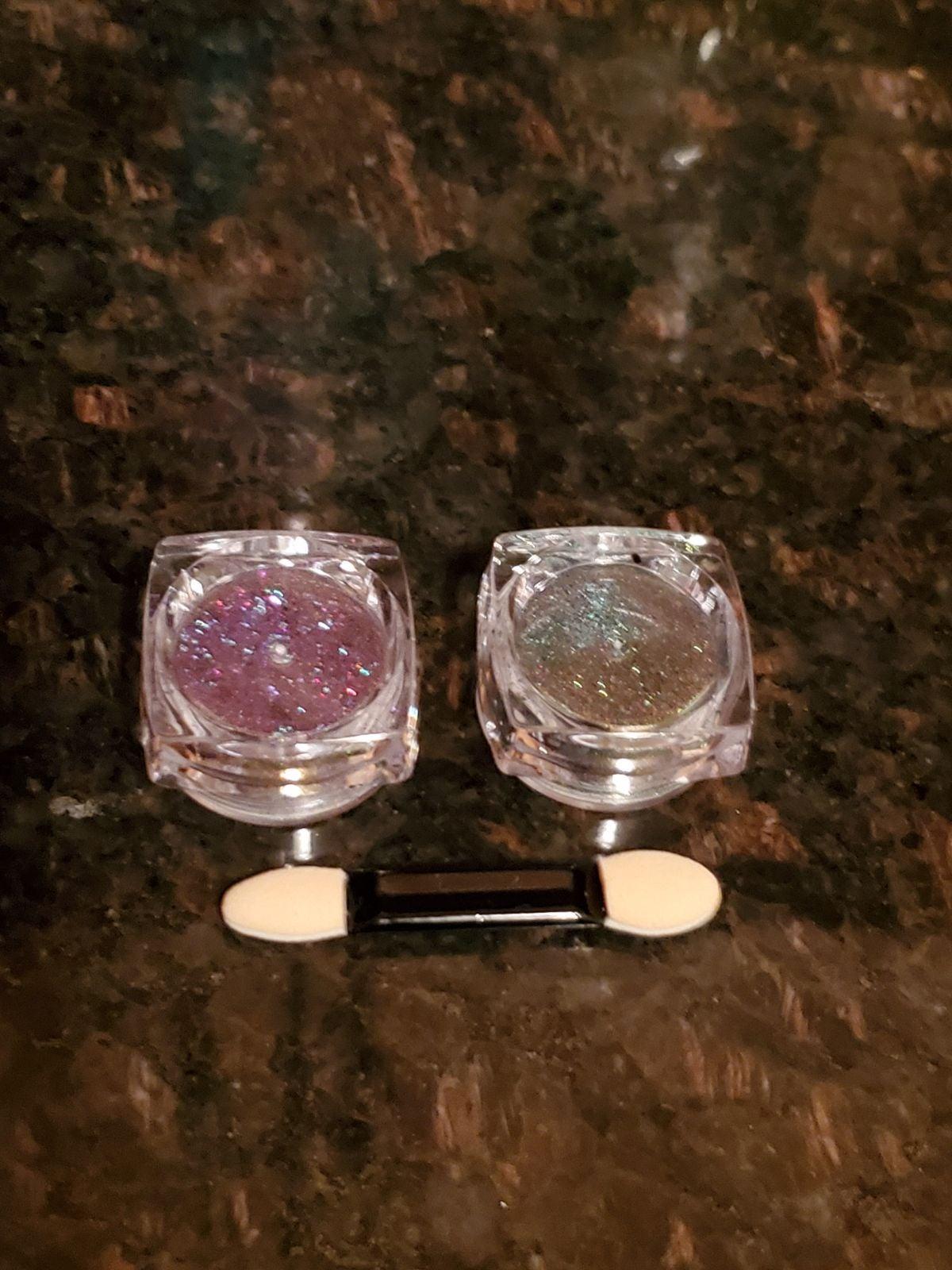 Chameleon Holographic Laser Glitter Nail