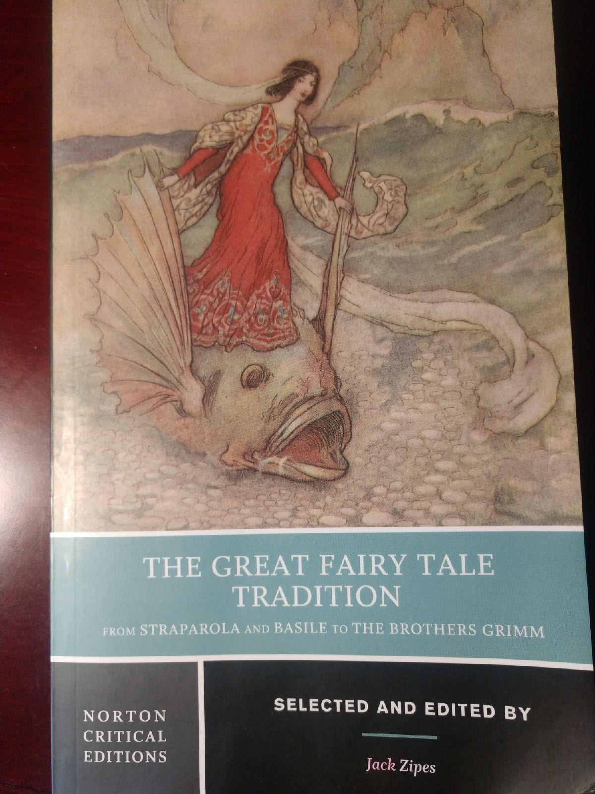 Book - The Great Fairy Tale Tradition