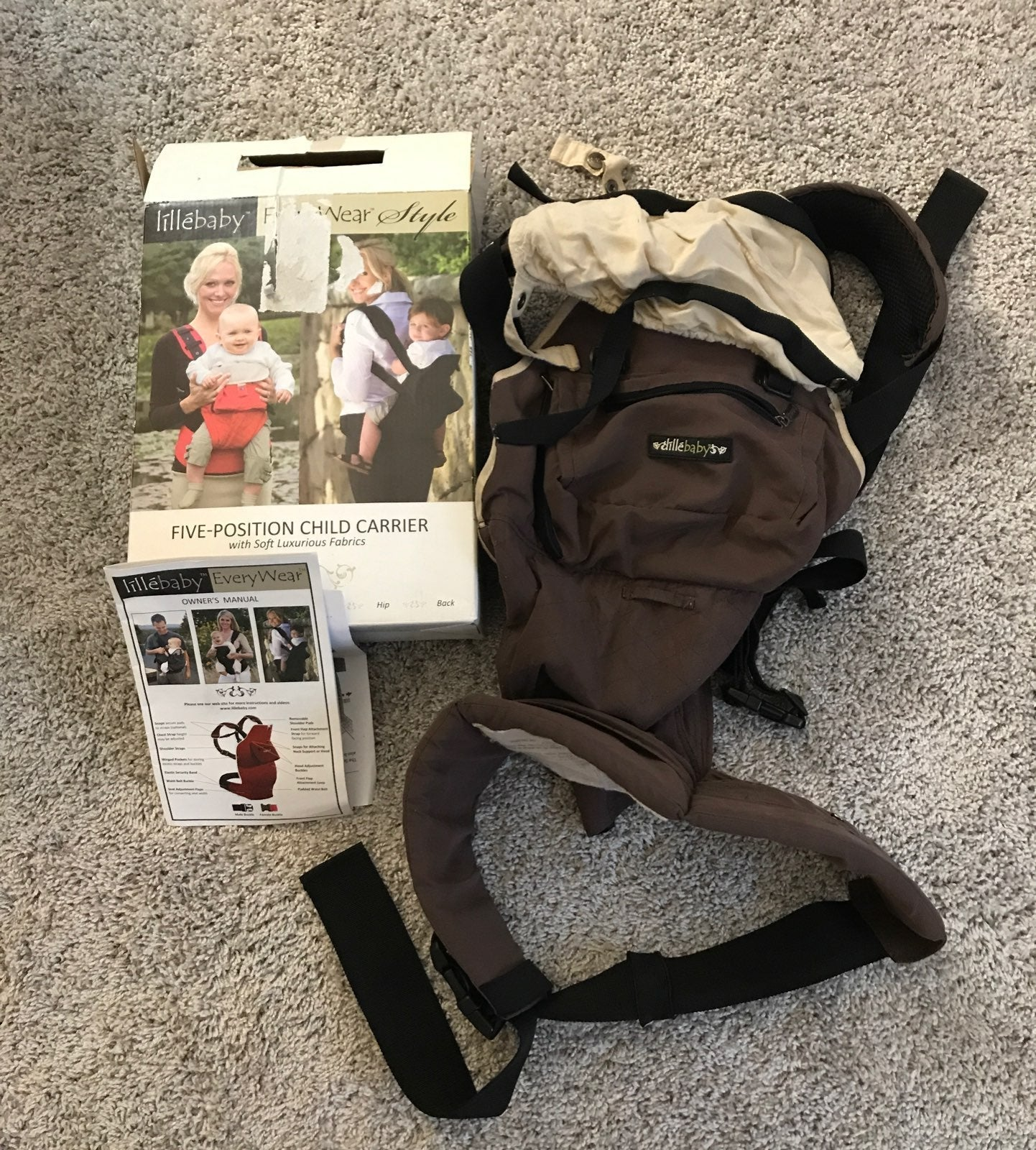 lillebaby carrier baby carrier