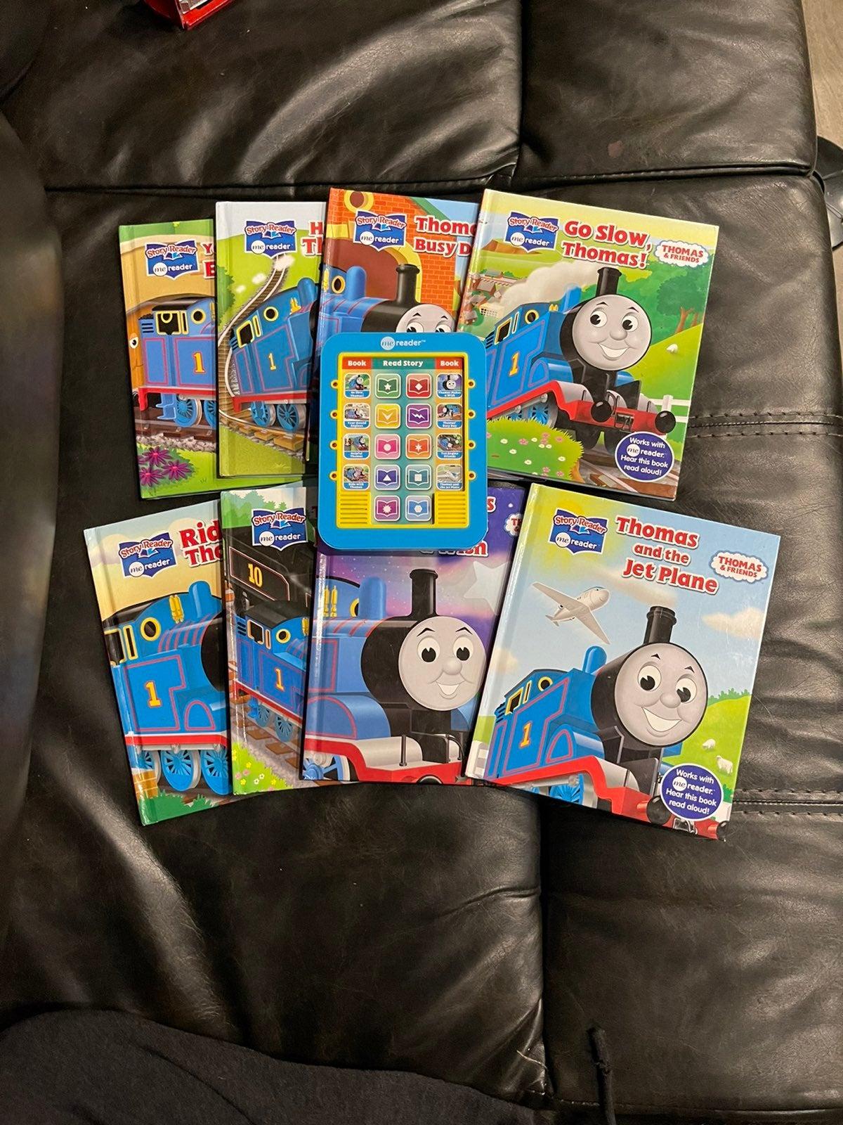 Me Reader Thomas Book Set