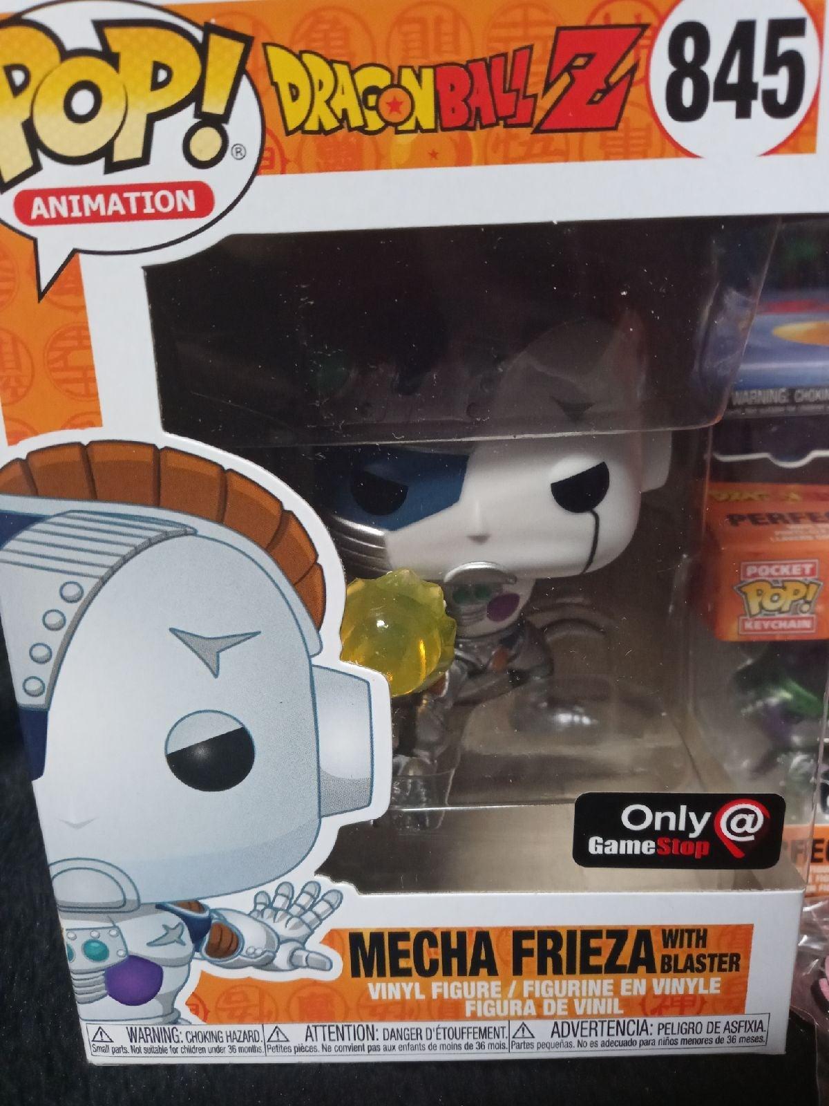 Mecha Frieza Funko Pop