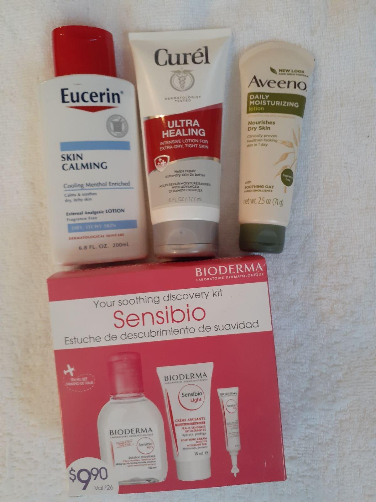Sensitive Skincare Bundle