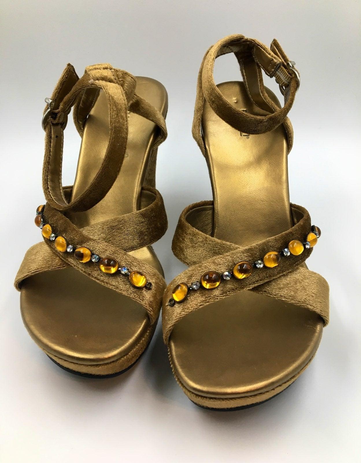 Wedge Dress Sandals