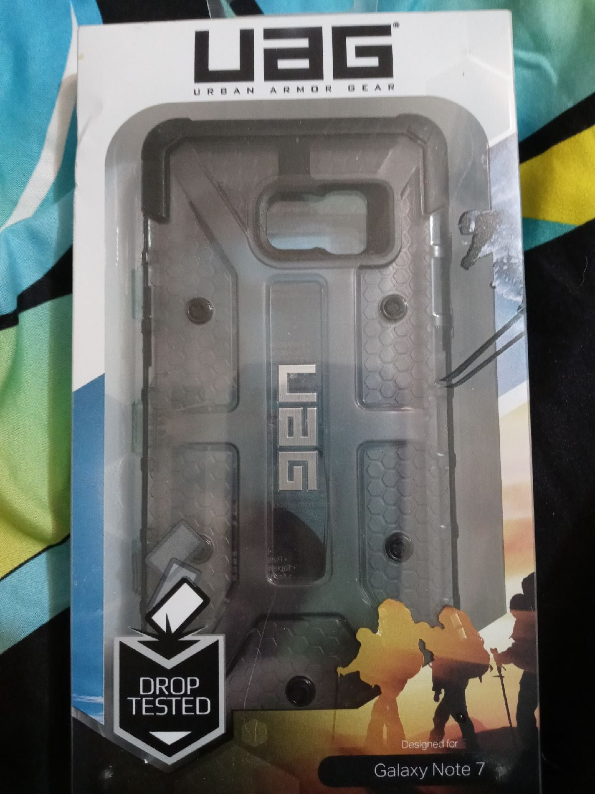 UAG note 7 case