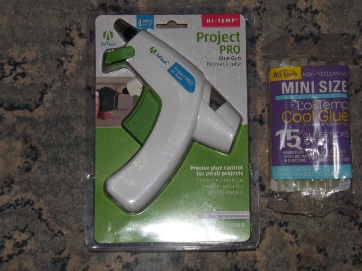 Project Pro  glue  gun Hi Temp