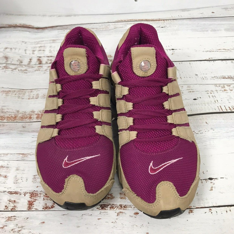 Nike Shox Suede Shoes