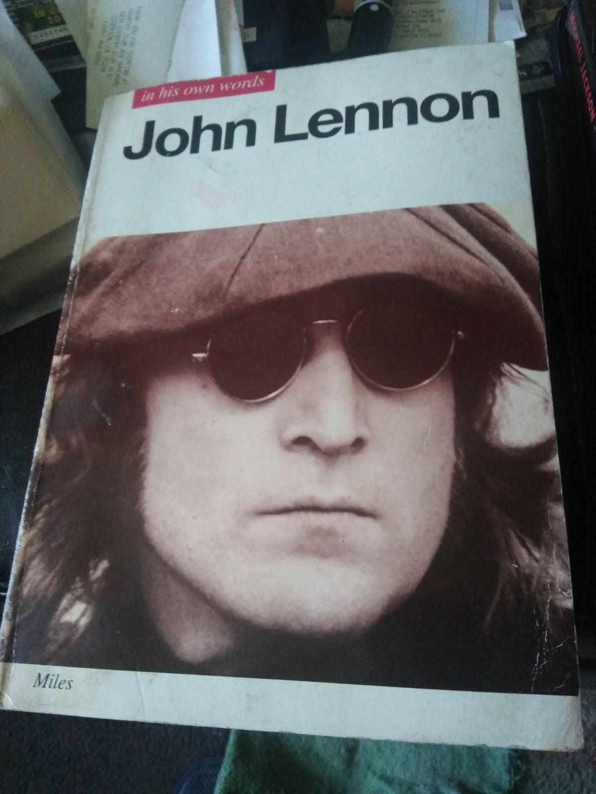 John lennon paperback book