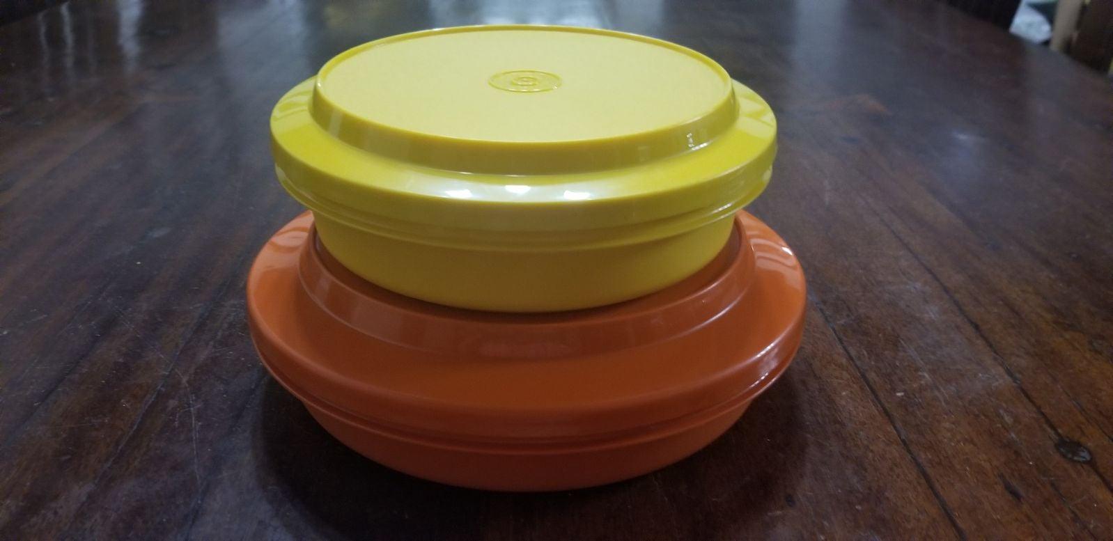Vintage Tupperware Seal and Serve