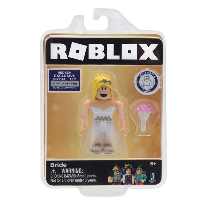 Roblox Bride Gold Collection Figure NEW