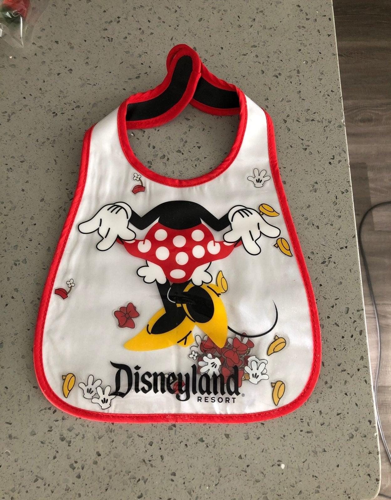Disneyland resort Bib