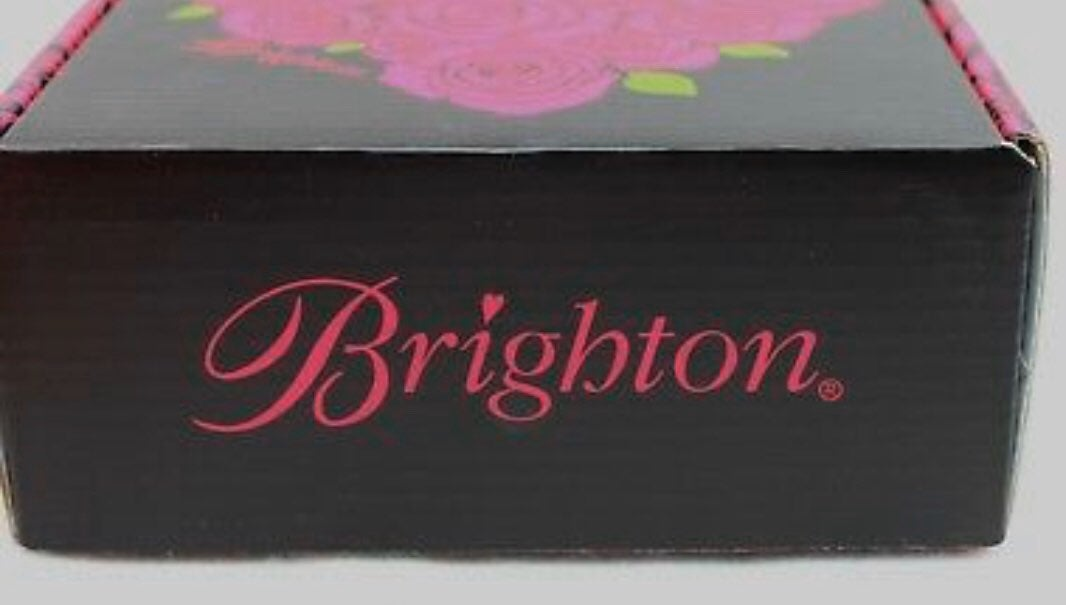 Brighton Keeper of My Heart Glass Tray