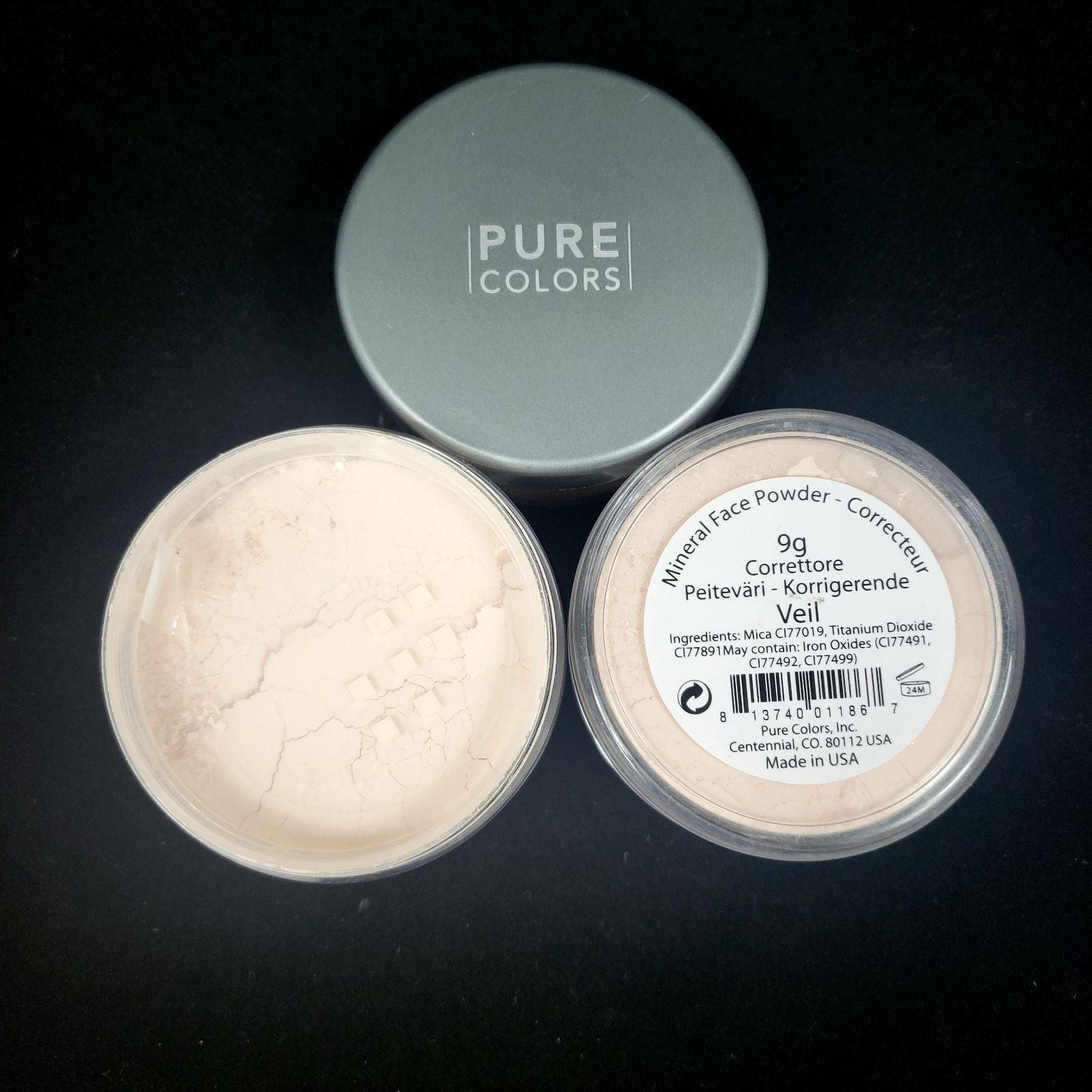 "Pure Color ""Veil"" Mineral Face Powder"
