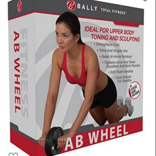Bally Total Fitness Ab Wheel