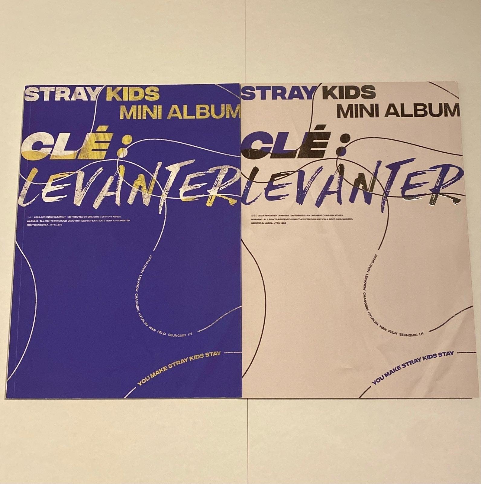 SKZ Cle Levanter Album Set