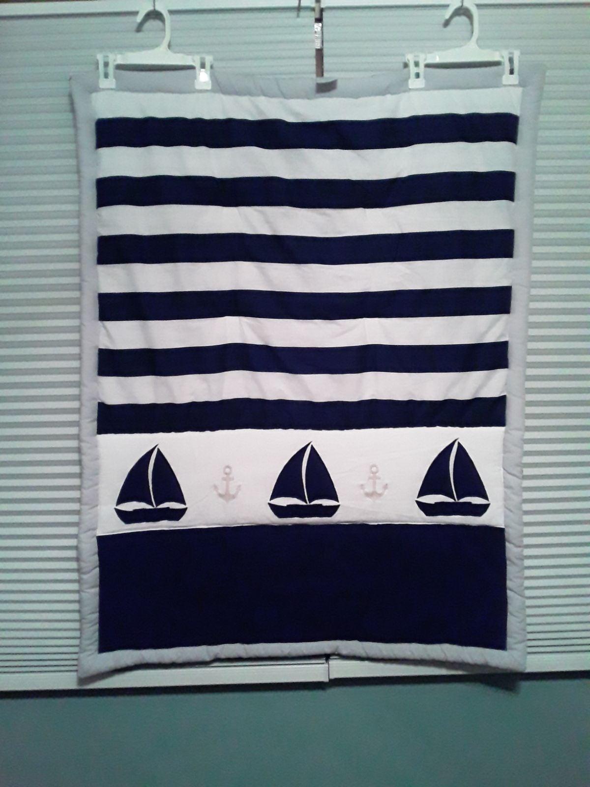Nautica kids blanket