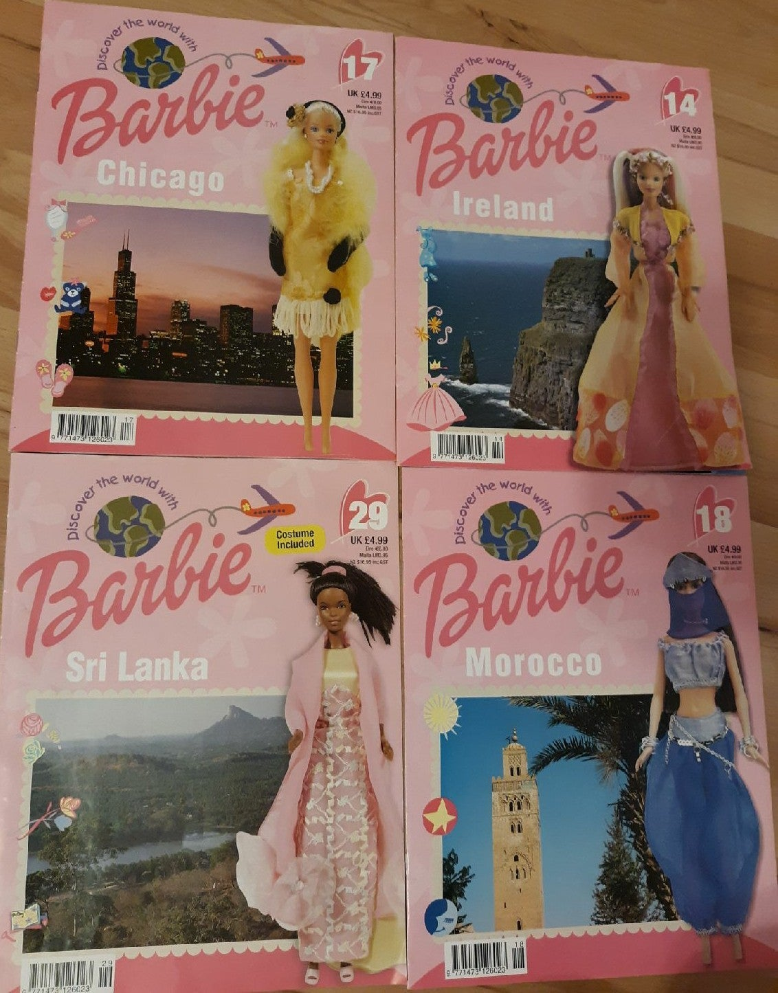 Discover The World with Barbie Chicago,