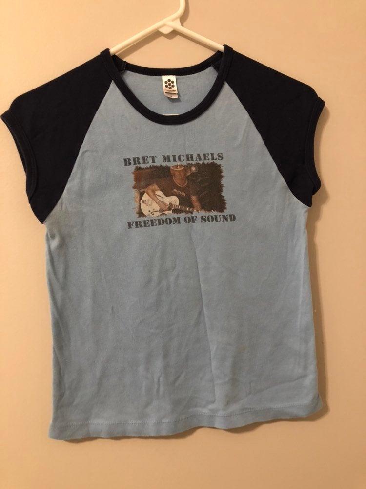 Bret Michaels Tshirt