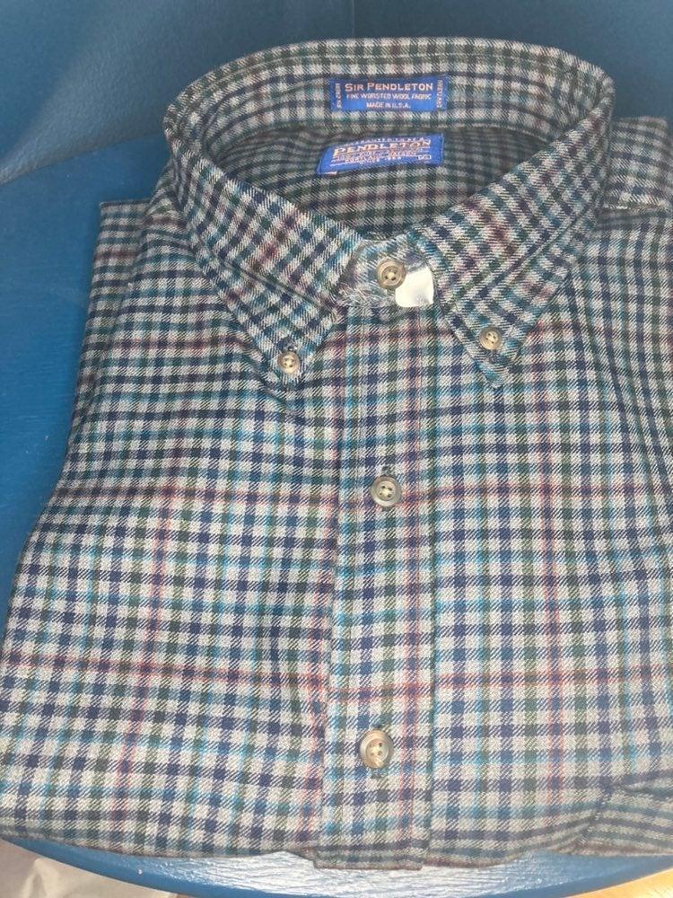 NWT Pendleton mens XL shirt