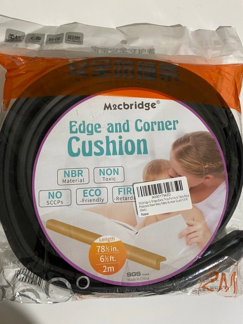 Furniture edge and corners protections