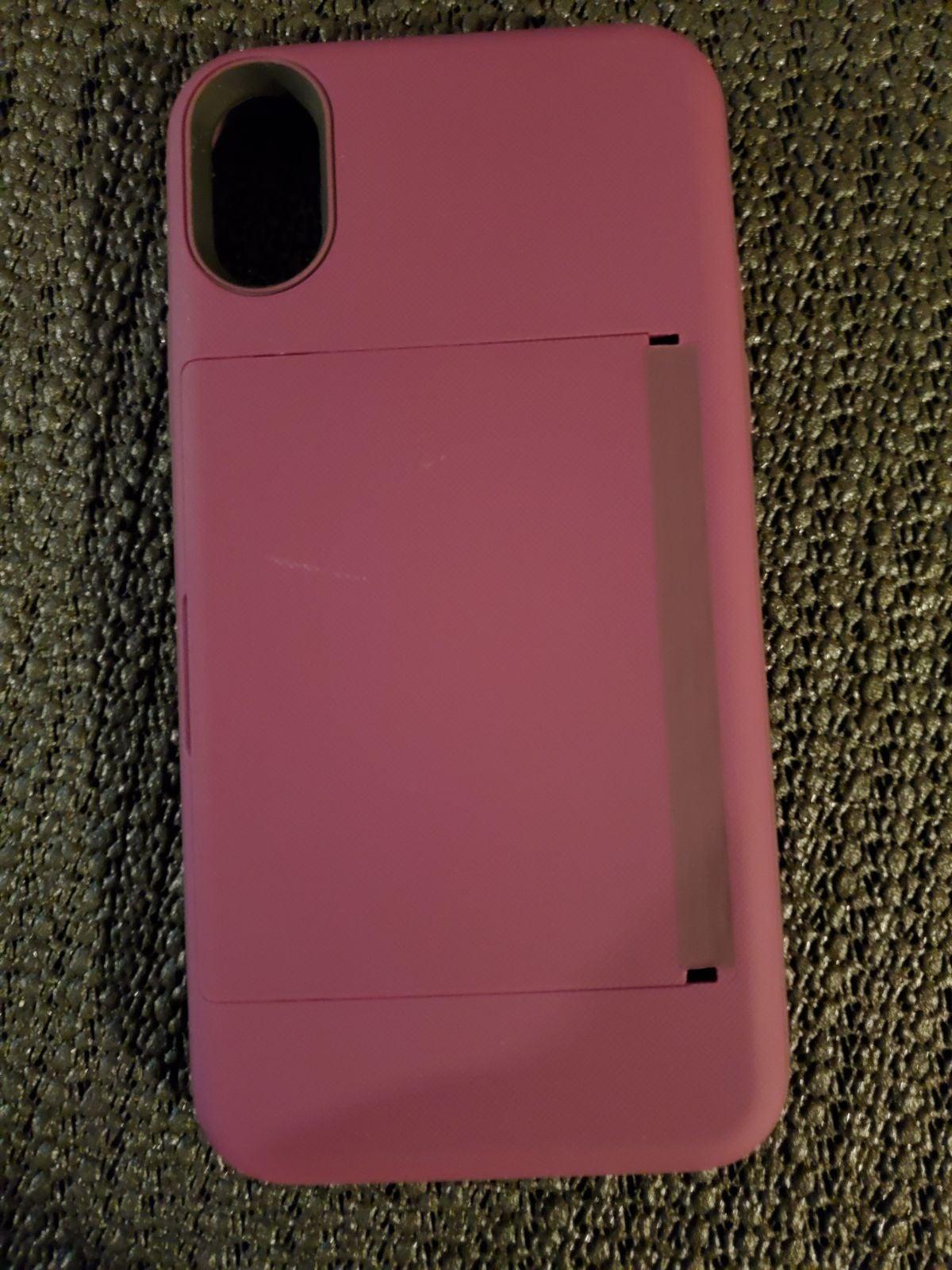 Incipio Cell Phone Case for iPhone X - P