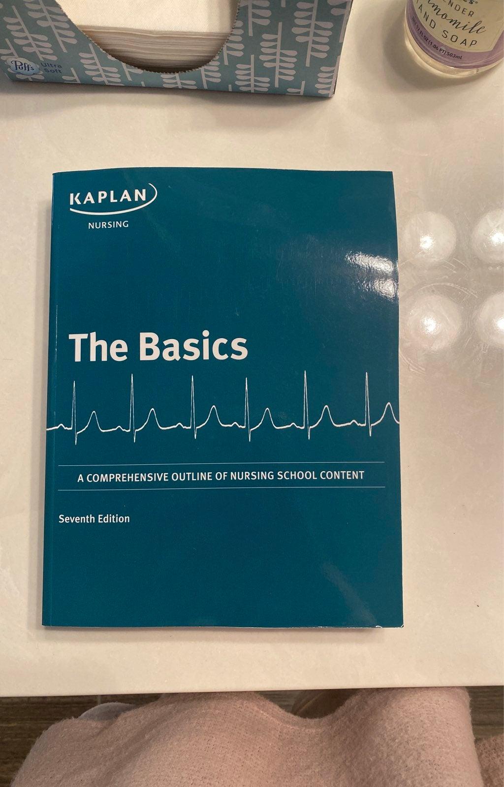 """Kaplan """"the basics"""""""