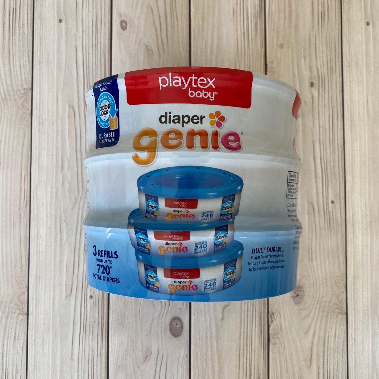 Playtex Baby Diaper Genie 3pk Refill