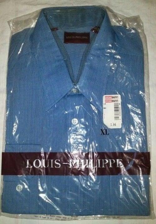 LOUIS PHILIPPE BUTTON DOWN SHIRT XL 19