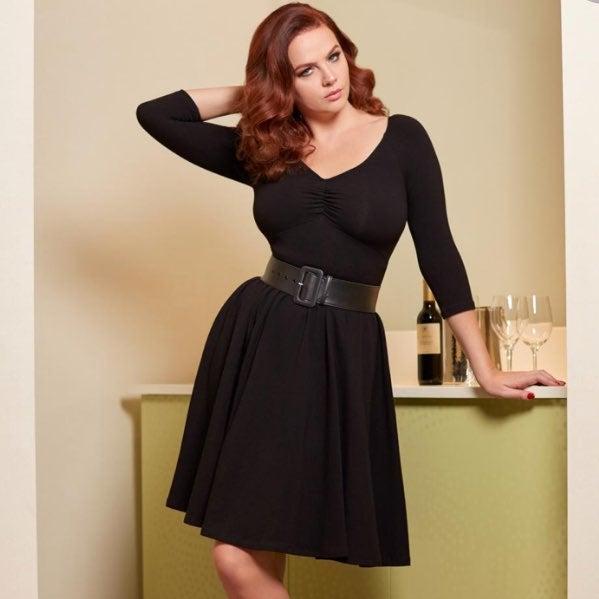 EUC Kayla Swing Dress 3X