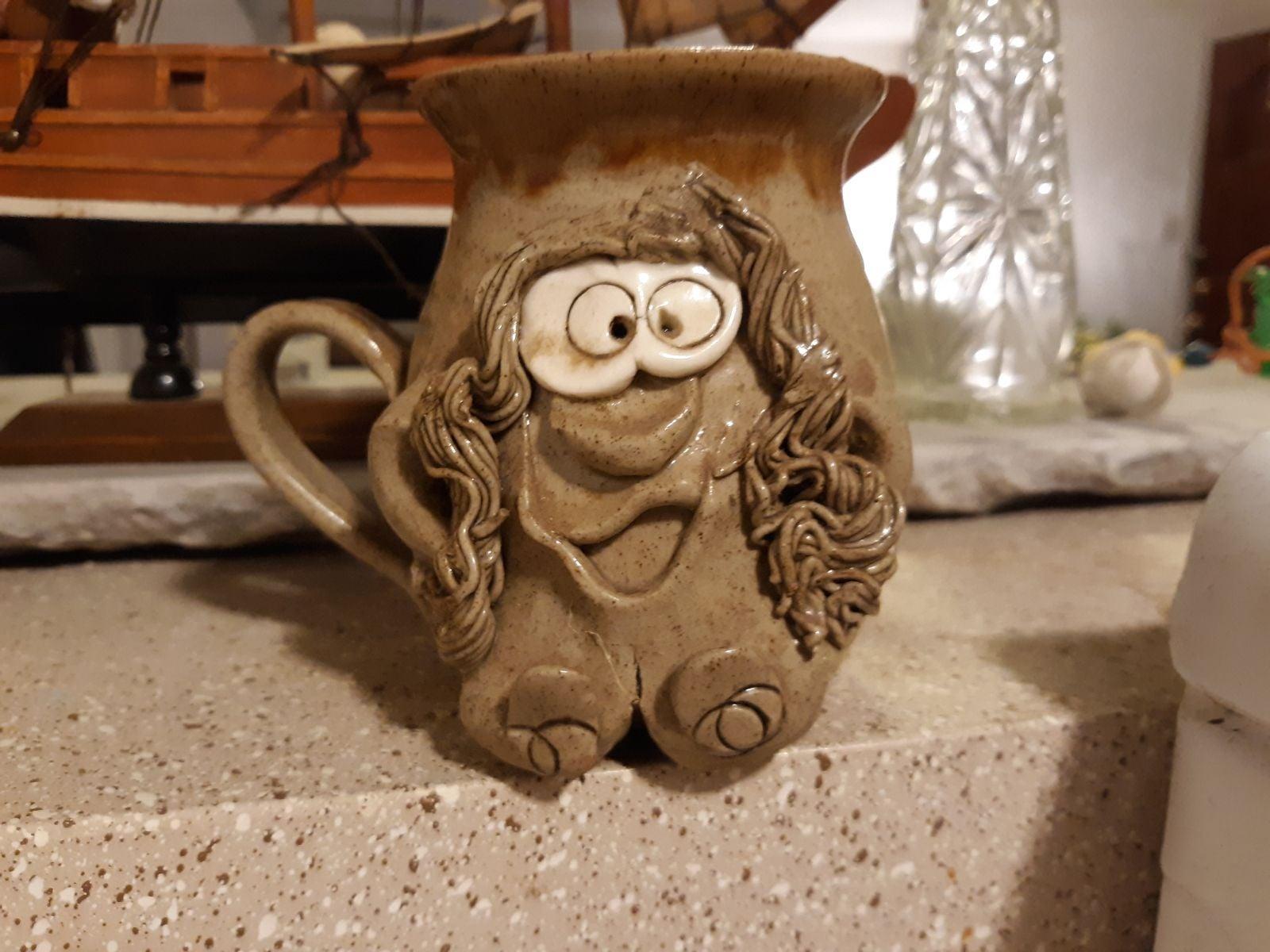 Ugly pottery