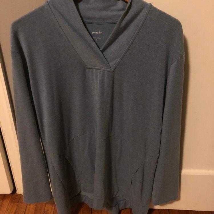 j jill sweatshirt medium
