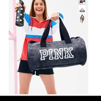 eeb62bfb977121 NEW VS P!NK Duffle Bag w/ Water Bottle. PINK