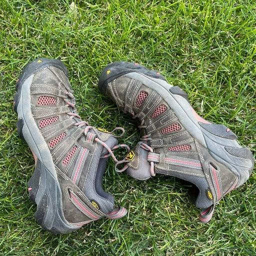 Keen work boots for women