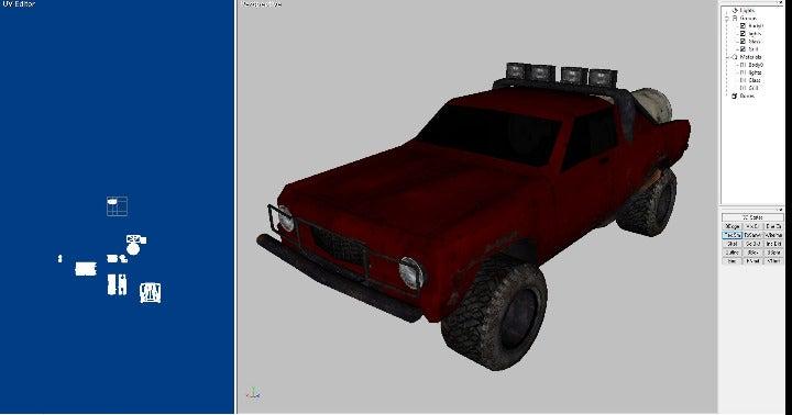3D Models 10 Pack Wastelands 1-Direct X