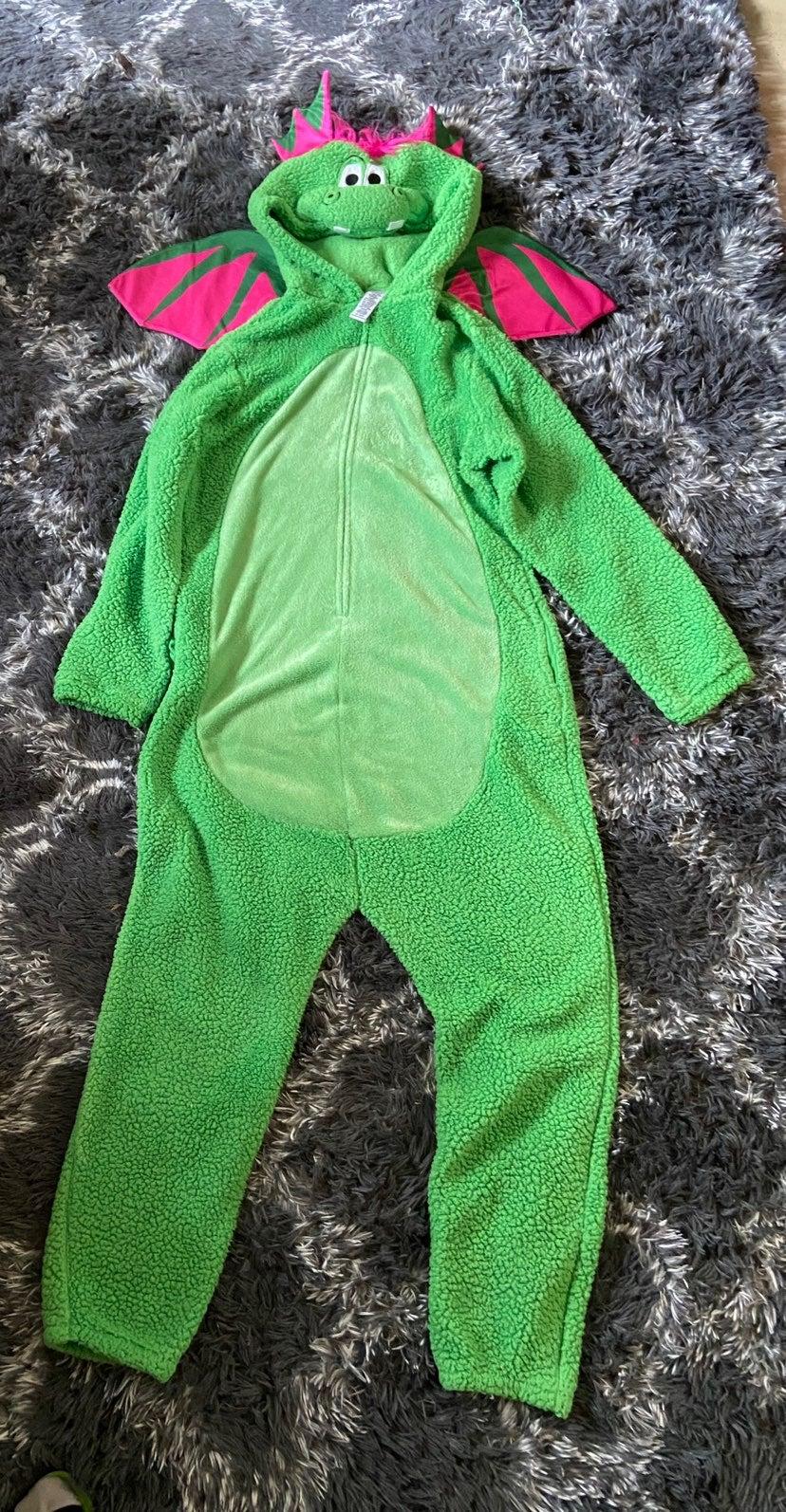 Puff the Magic Dragon Costume Onesie