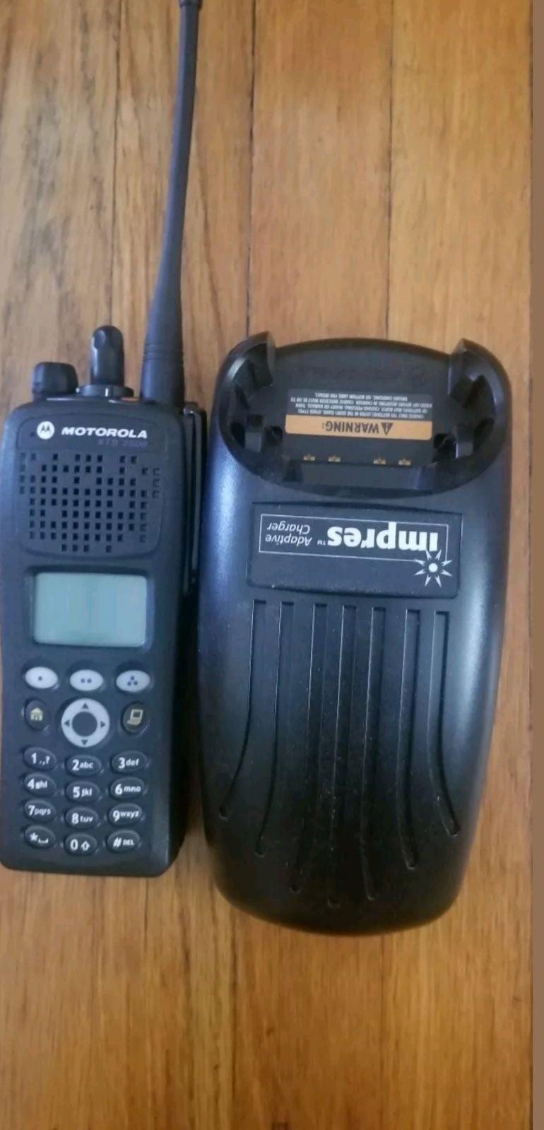 Motorola XTS 2500 2 Way Radio