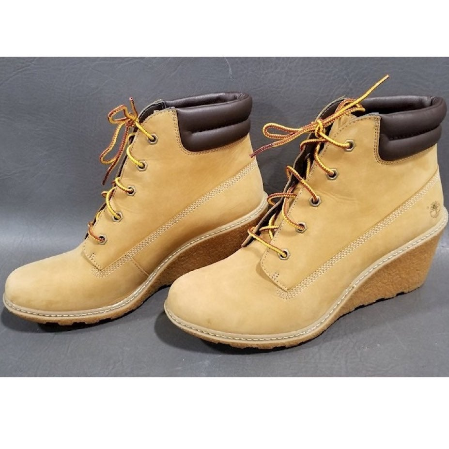 Timberland Classic Wedge Boots
