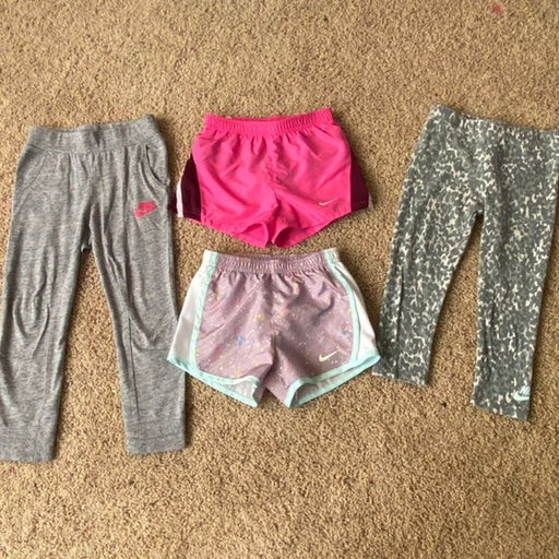 Nike Girls 4T Bundle