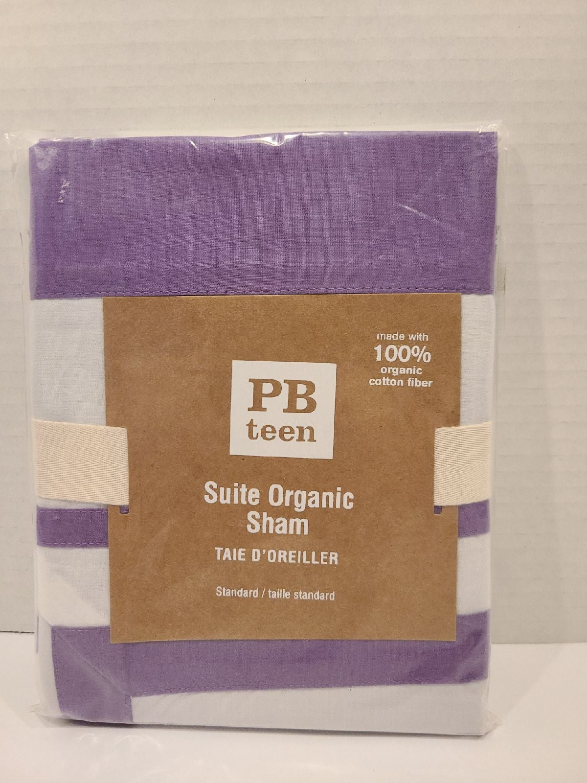 PBteen suite organic sham
