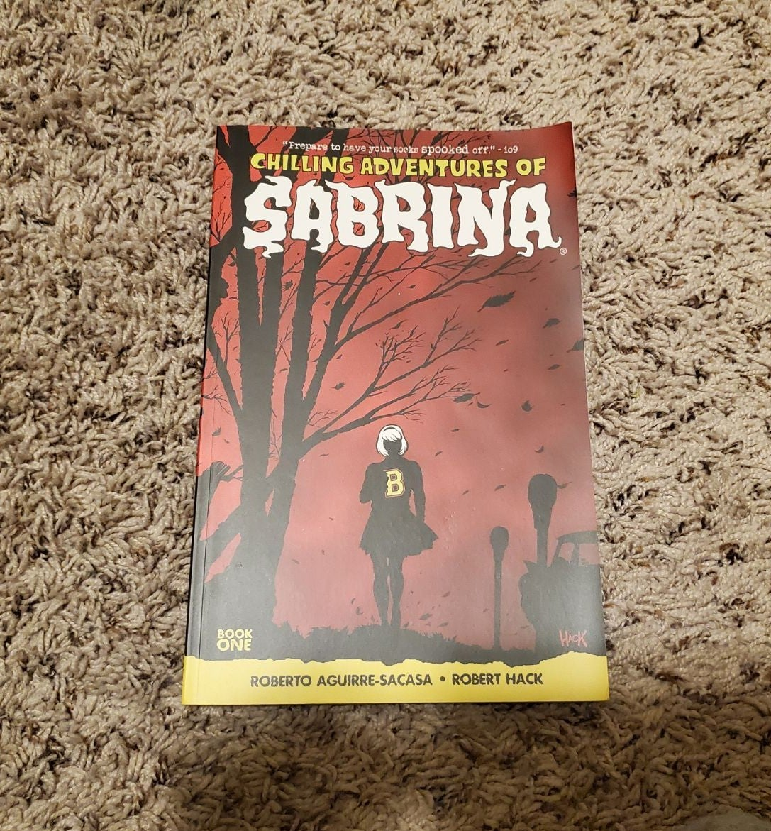 The chilling Adventures of sabrina comic