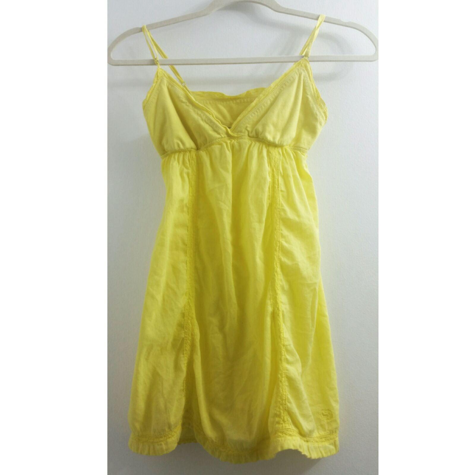 PINK VS Yellow Cami/Tunic XS